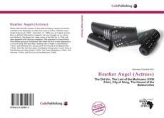 Heather Angel (Actress)的封面