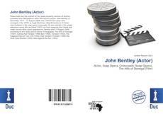 Capa do livro de John Bentley (Actor)