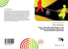 Bookcover of Eric Barker