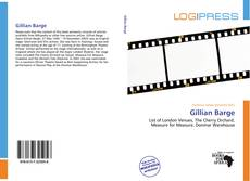 Bookcover of Gillian Barge