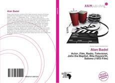 Alan Badel kitap kapağı