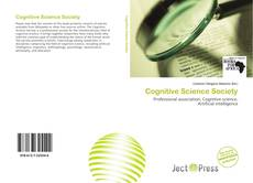 Capa do livro de Cognitive Science Society