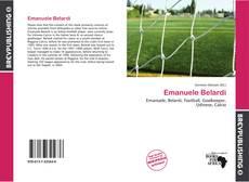 Emanuele Belardi的封面