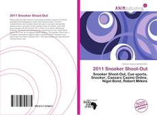 Bookcover of 2011 Snooker Shoot-Out
