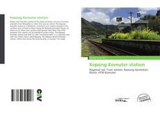 Обложка Kepong Komuter station