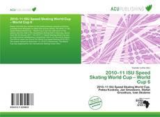 Обложка 2010–11 ISU Speed Skating World Cup – World Cup 6