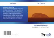 Capa do livro de Deposition (geology)