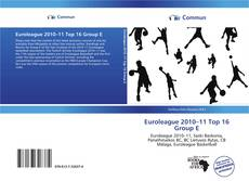 Buchcover von Euroleague 2010–11 Top 16 Group E
