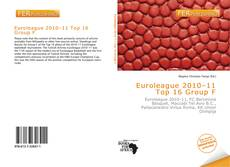 Buchcover von Euroleague 2010–11 Top 16 Group F