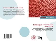 Buchcover von Euroleague 2010–11 Top 16 Group H