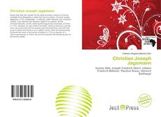 Bookcover of Christian Joseph Jagemann