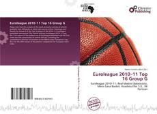 Buchcover von Euroleague 2010–11 Top 16 Group G