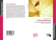Bookcover of Edward Mellanby
