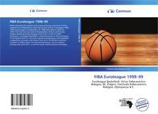 Buchcover von FIBA Euroleague 1998–99