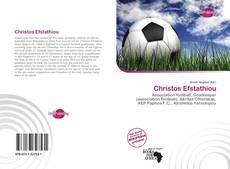 Bookcover of Christos Efstathiou