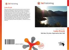 Capa do livro de Lake Erçek