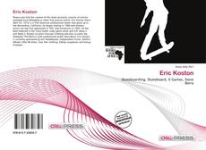 Capa do livro de Eric Koston
