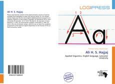 Ali H. S. Hajjaj的封面