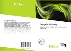 Portada del libro de Congrès d'Épinay