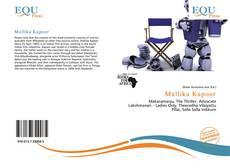Bookcover of Mallika Kapoor