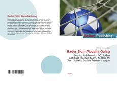 Bookcover of Bader Eldin Abdalla Galag