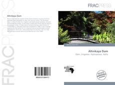 Portada del libro de Altınkaya Dam