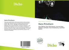 Buchcover von Hans Prinzhorn