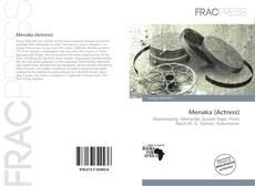 Bookcover of Menaka (Actress)
