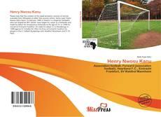 Portada del libro de Henry Nwosu Kanu