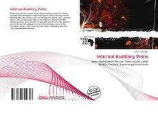 Обложка Internal Auditory Veins