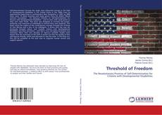Bookcover of Threshold of Freedom