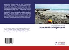 Portada del libro de Environmental Degradation