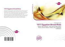 Bookcover of 1977 Egyptian Bread Riots