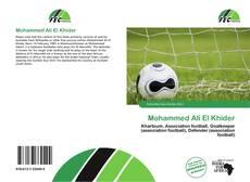 Copertina di Mohammed Ali El Khider