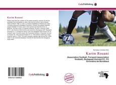 Karim Rouani kitap kapağı