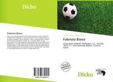 Bookcover of Fabrizio Biava