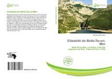 Capa do livro de Citadelle de Belle-Île-en-Mer