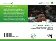 Portada del libro de Gatty Marine Laboratory