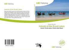 Portada del libro de Islands of the Great Lakes