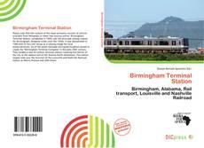 Portada del libro de Birmingham Terminal Station