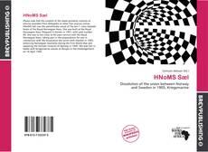 Buchcover von HNoMS Sæl