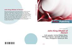 Portada del libro de John King (Medal of Honor)