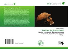 Bookcover of Archaeological natural