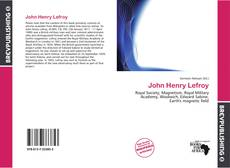 Обложка John Henry Lefroy