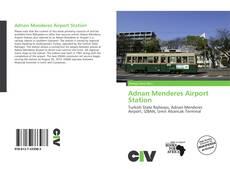 Portada del libro de Adnan Menderes Airport Station