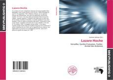 Capa do livro de Lazare Hoche