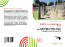 Bookcover of Beidha (archaeological site)