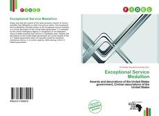Bookcover of Exceptional Service Medallion