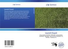 Copertina di Laurent Guyot