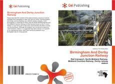 Portada del libro de Birmingham And Derby Junction Railway